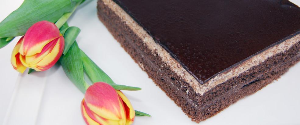 ciasto czekoladowe poznań, ciasto z czekoladą poznań