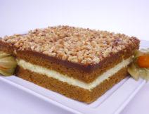 ciasto karmelowe poznań