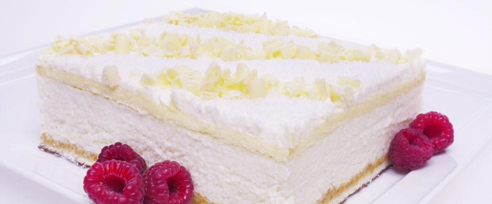 ciasto rafaello poznań