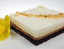 Ciasto śmietankowo-czekoladowe poznań