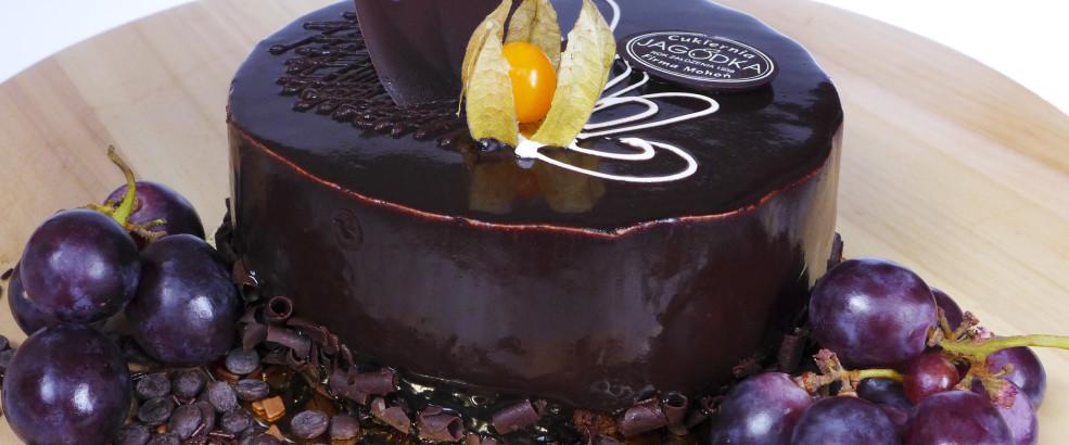 tort czekoladowy poznań