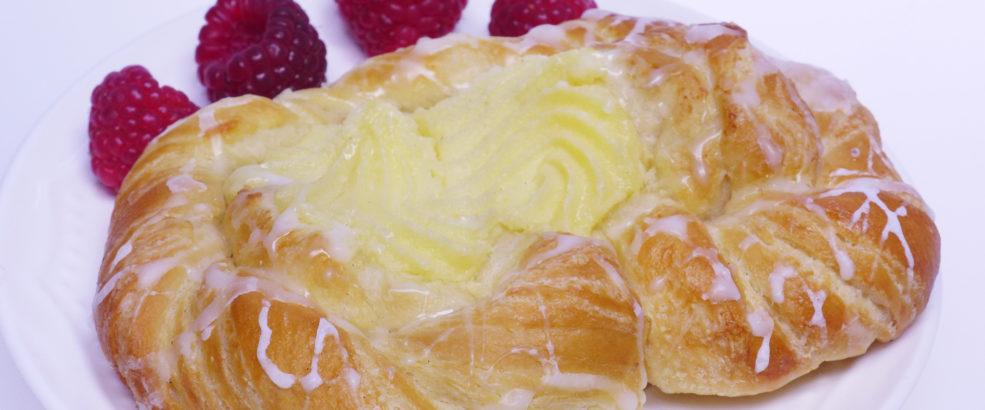 drożdżówka z serem poznań