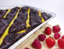ciasto czekoladowo-budyniowe poznań