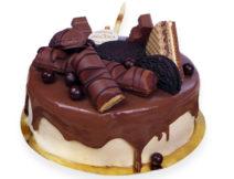 czoko tort kinder tort