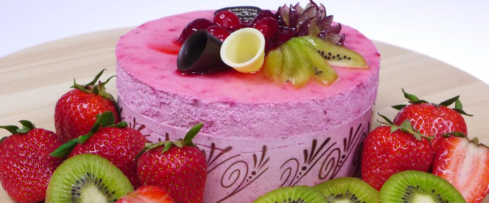 tort jogurtowy poznań