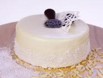 tort migdałowo-kokosowy poznań