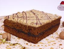 ciasto korzenne z prażynką