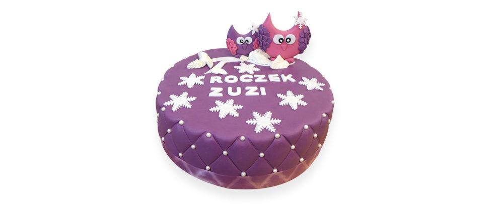 tort na roczek poznań