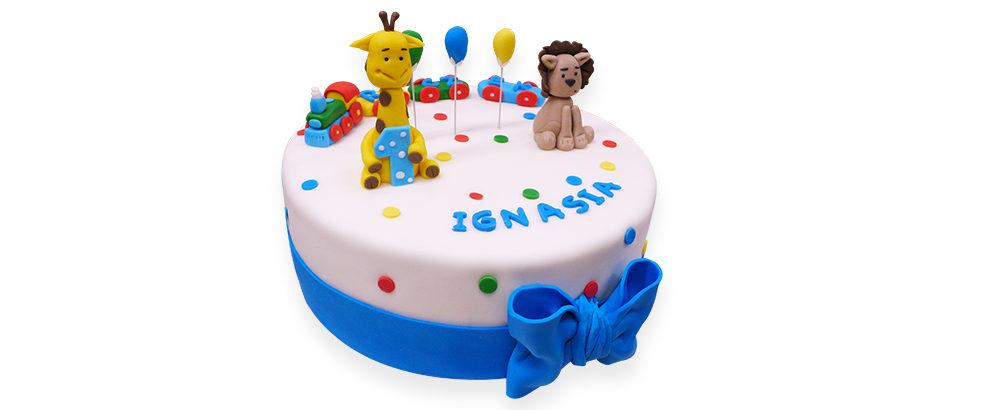 tort dla dzieci tort na roczek poznań