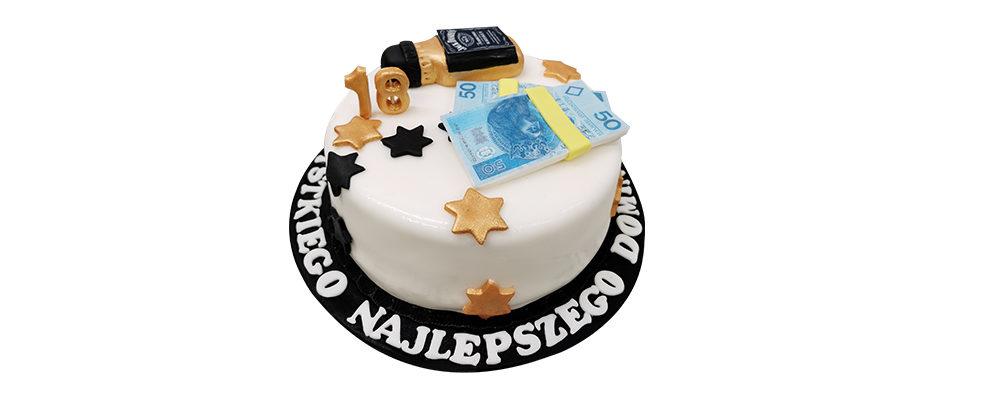 tort na 18 urodziny poznań